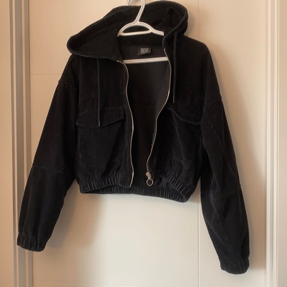 Urban Outfitters Corduroy Crop Jacket